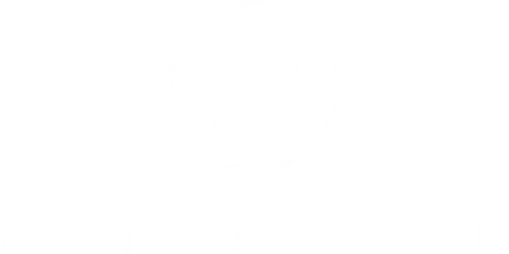 The Hairspring Logo in White
