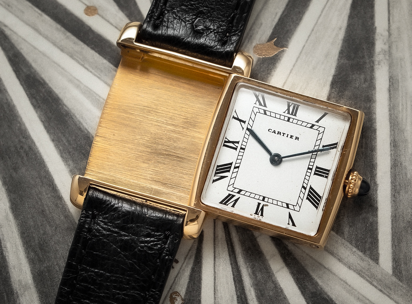 Cartier-Tank-Reverso-Mid-Size-1970s
